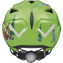ABUS Anuky kask GREEN CATAPULT - S
